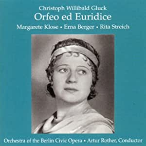 Gluck: Orpheus und Eurydike (Orfeo ed Euridice) (Gesamtaufnahme) (ital.) (Aufnahme 1952)