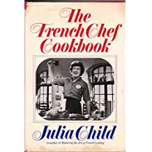 The French Chef Cookbook by Julia Child (1968-04-12)