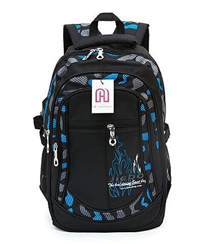 Schulrucksack, Schultasche Schulranzen Sportrucksack Freizeitrucksack Daypacks für Mädchen Jungen