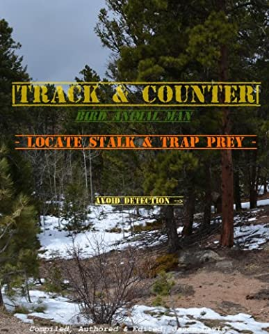 TRACKING & COUNTER Bird Animal Man - Hunt, Stalk &