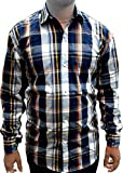 Purnima Men's Casual Shirt (100164_Multi...