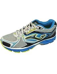 Joma - Zapatillas para deportes de interior de material sintético para hombre azul azul