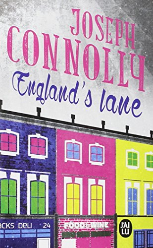 England's Lane par Joseph Connolly