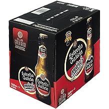 Cerveza estrella galicia pack de 12 botellas de 20cl.