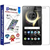 G-POWER ®2.5D 0.3mm G-POWER ® Tempered Glass Screen Protector for Lenovo K8 Plus with Installation Kit