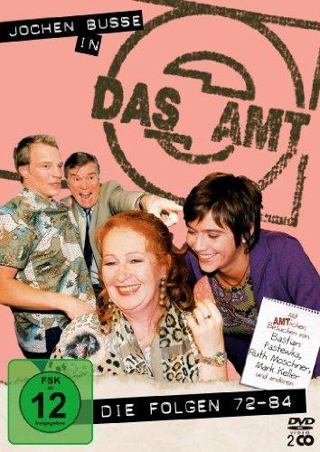 Das Amt - Staffel 7/Folgen 72-84 (2 DVDs)