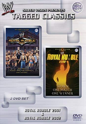 WWE - Royal Rumble 2001 & 2002 (2 DVDs)
