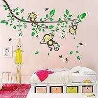 Kinderzimmer wandgestaltung dschungel  Suchergebnis auf Amazon.de für: wandtattoo dschungel: Baby