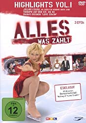 Alles was zählt - Highlights 1 (3 DVDs)