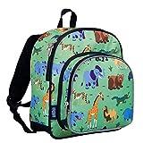Wildkin Rucksack für Kinder, Dschungel-Motiv, mehrfarbig