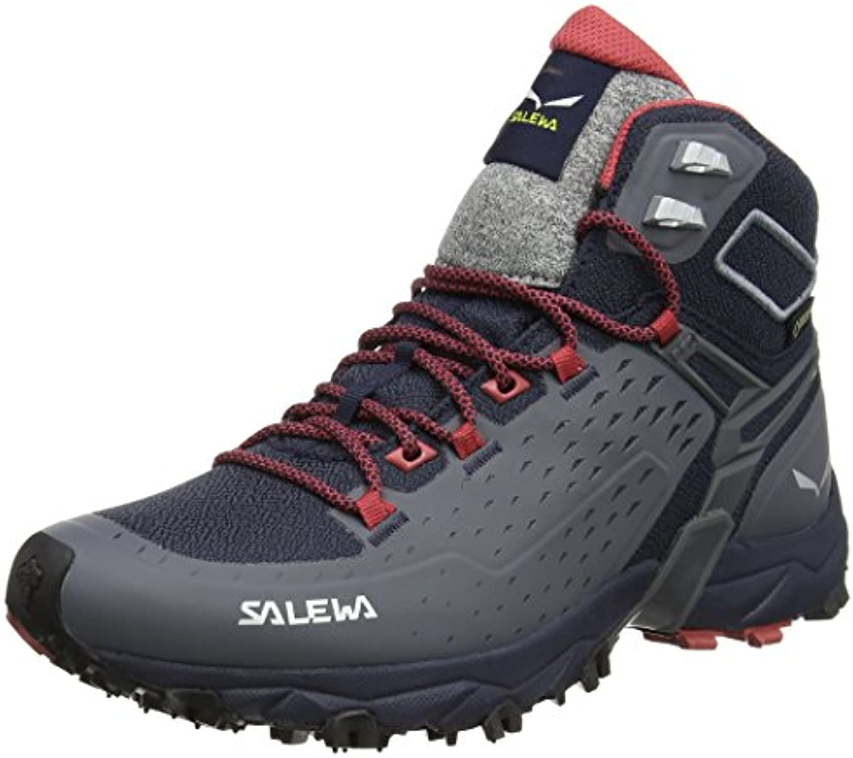 SALEWA Alpenrosa Ultra Mid Mid Mid Gore-Tex, Stivali da Escursionismo Alti Donna   Impeccabile  b29280