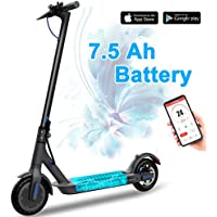 RCB Electric Scooter Folding Scooter Ultra Light Maximum speed 30km / h, 350W Motor, Anti-Skid Tire and LCD Screen, Waterproof, For Adults and Teenagers