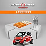 KIT 3 CANDELETTE SMART FORTWO COUPE 450 0.8 CDI 30KW 41CV DAL 2004 | GN015
