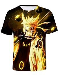 9222eb39f Amazon.es: Naruto - Camisetas, polos y camisas / Hombre: Ropa