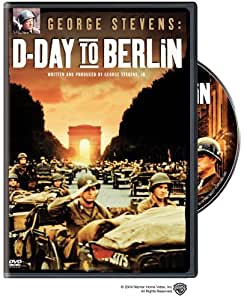 George Stevens' D-Day to Berlin [Import USA Zone 1]