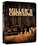 Miller's Crossing - Limited Edition Steelbook Import mit deutschemTon) [Blu-ray]