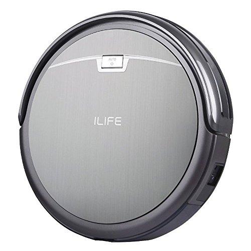 ILIFE A4 Robot Aspirador y Limpieza de Suelos,Slim,...