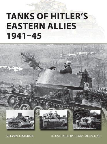 Tanks of Hitler's Eastern Allies 1941-45 (New Vanguard Book 199) (English Edition) PDF Books