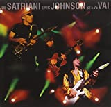 Joe Satriani: G3-Live in Concert (Audio CD)