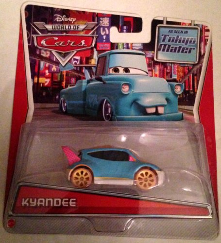 Toon-mater Cars (Disney Cars Kyandee Kollection Tokyo Mater - Disney Pixar The World of Cars)