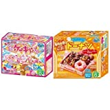 Kracie Popin' Cookin' - Ice Cream & Cake and Donut Gummy DIY Kits by Kracie