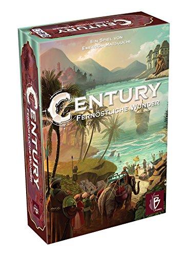 Pegasus Spiele 54902G Nein Century 2 (Planb Games), Spiel