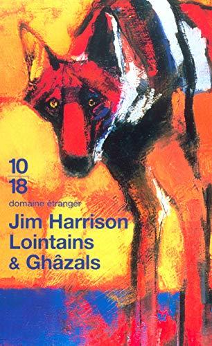 Lointains et Ghâzals (édition bilingue français/anglais)