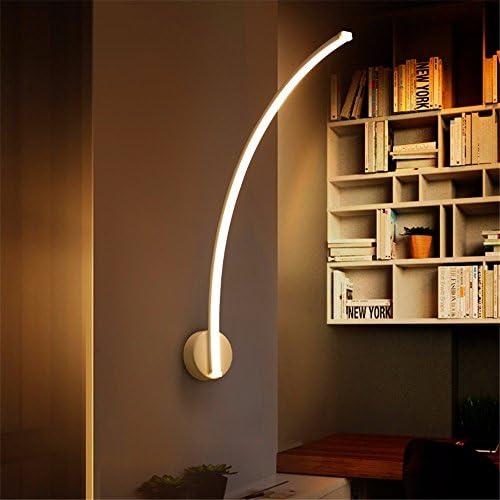 GYUH Lumière LED chevet American chevet American chevet Retro vent industriels du corridor de l'Allée des lumières, disque diamètre 12cm 55cm haut/Lumière chaude 5a7490