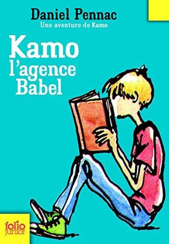 Kamo L Agence Babel (Folio Junior) (French Edition) by Daniel Pennac (2007-03-01)