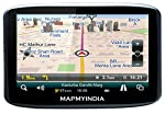 Large 10.9cm wide TFT  resistive touchscreen makes navigation a pleasure (use stylus). MapmyIndia Loaded Lx140ws is housed in a rubberized slim body, offering better grip when you take it out of the car. In the car, it serves as the perfect entertain...