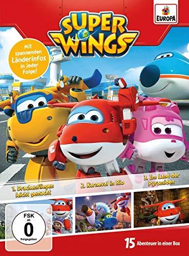 Super Wings - Folgen 1+2+3 [3 DVDs]