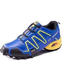 048ecded6b5 MERRYHE Zapatos De Escalada A Prueba De Agua Hombres Deportes Al Aire Libre  Trainners Moda Zapatillas