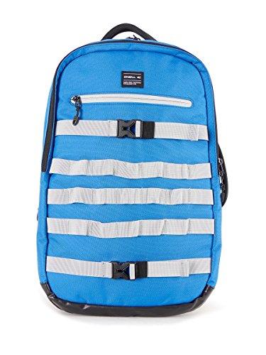 O 'Neill Mochila Laptop funda Ruckus Azul de 2Vías de cremallera 30L)