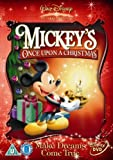 Mickey's Once Upon a Christmas [Region 2] by Kelsey Grammer