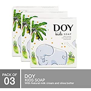 Doy Mambo Soap 75 Grm Pack Of 3 Amazon In Baby