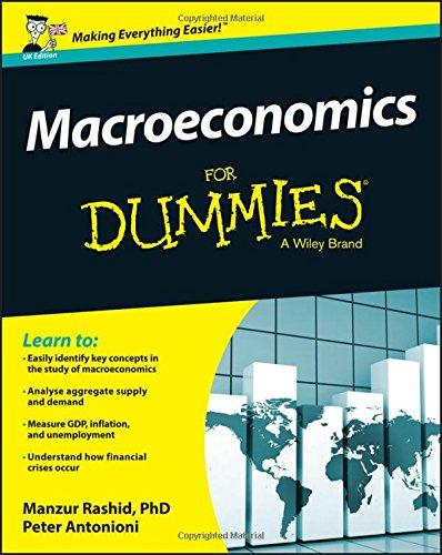 Macroeconomics for Dummies, UK Edition