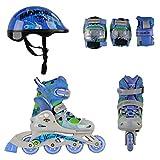 Kinderinliner Torny Gr-verstellbar+Schoner+Helm 3 Größen