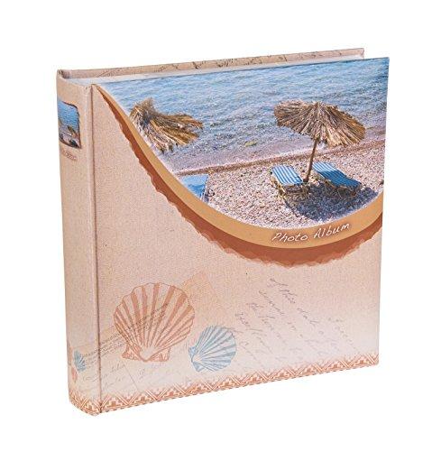 Kenro Urlaub Serie Sonnenschirm Memo Foto Album zu Halten 200Fotos 15,2x 10,2cm/10x...