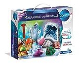 Clementoni 8005125590056 - Juguetes y Kits de Ciencia para niños (Geología, Kit de experimentos, 8 año(s), Niño/niña,, 350 mm)