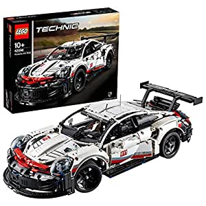lego 42096 technic porsche 911 rsr bunt spielzeug. Black Bedroom Furniture Sets. Home Design Ideas
