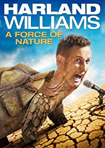 Harland Williams: A Force of Nature [DVD] [2012] [Region 1] [US Import] [NTSC]