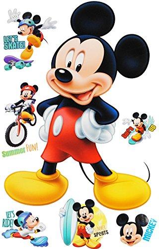 Wandbild International Minnie