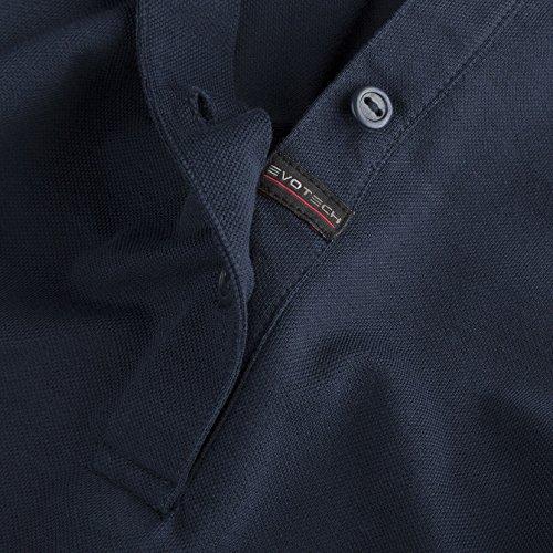 Musto Polo W Evolution Sunblock Manches Courtes - Blanc Noir