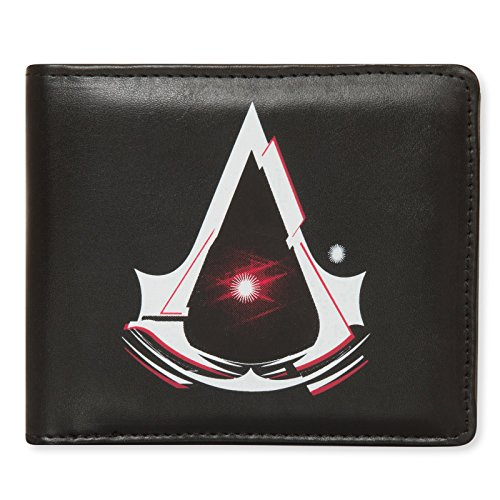 ASSASSINS CREED DIGITAL LOGO WLTPU Schwarz