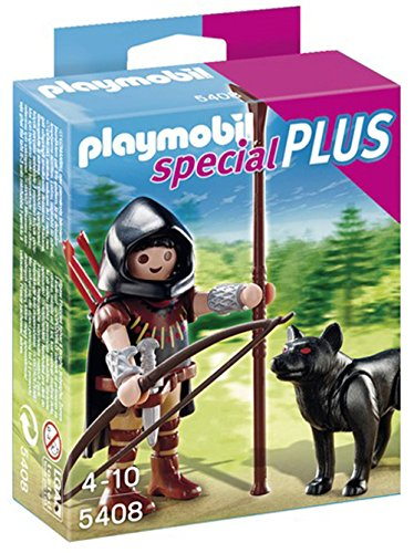 Playmobil Especiales Plus - Caballero Lobo 5408