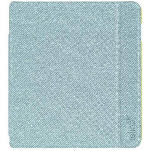 tolino vision 5 - Tasche Slim Blau/Gelb