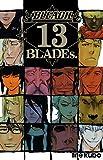 Bleach Data book - 13th Blades
