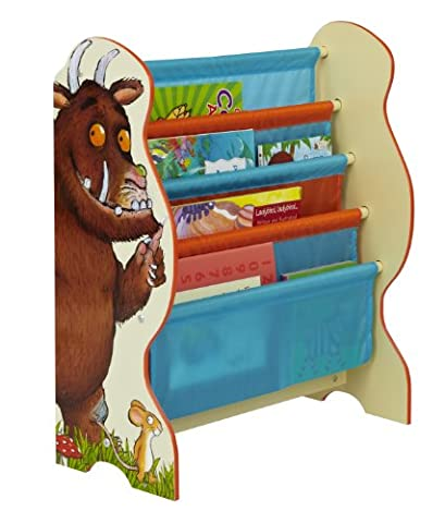 The Gruffalo Kids Sling Bookcase - Bedroom Storage by