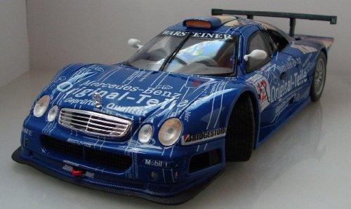 Maisto 56036 - Mercedes CLK-GTR  No 12 - Original-Teile - 1998