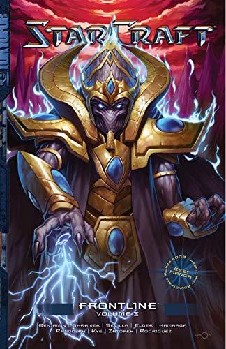 StarCraft: Frontline Volume 3 (Starcraft Iii)